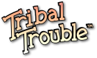 Logo Tribal Trouble